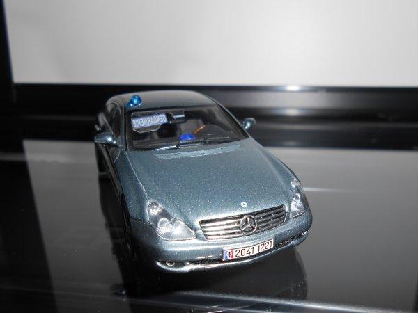 Mercedes CLS VRI Gendarmerie 1:43ème