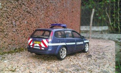 Ford Focus Gendarmerie