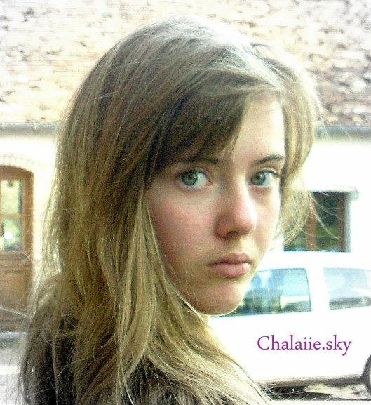 Anadine 18 années, Hakuna Matata =)