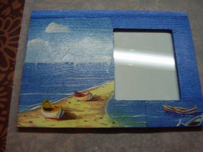 cadre photo marin