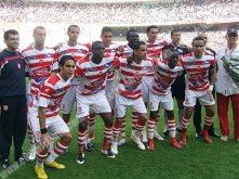 MY BEST CLUB IN TUNISIA