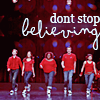 Glee - Don't Stop Believing'