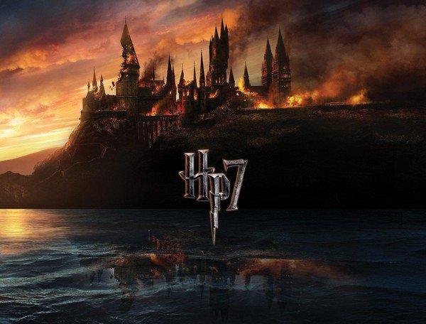 Harry Potter et les reliques de la mort partie n° 2