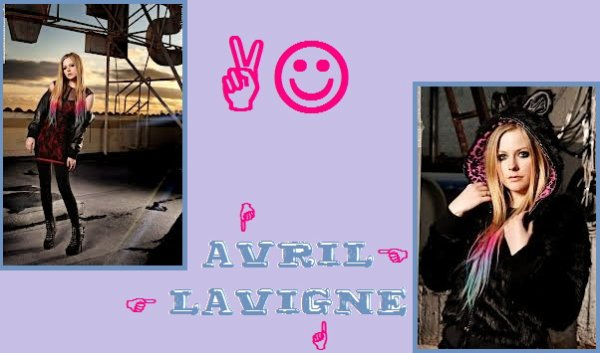 Nouvel Album d' Avril Lavigne ((: