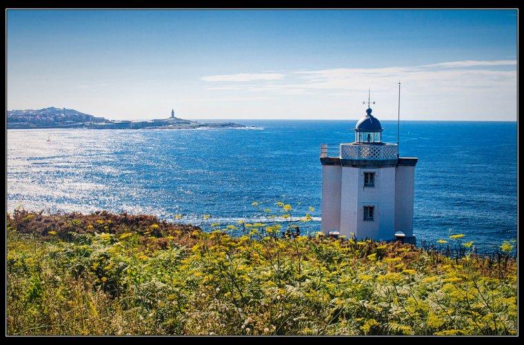 Faro de Mera - Oleiros (A Coruña)