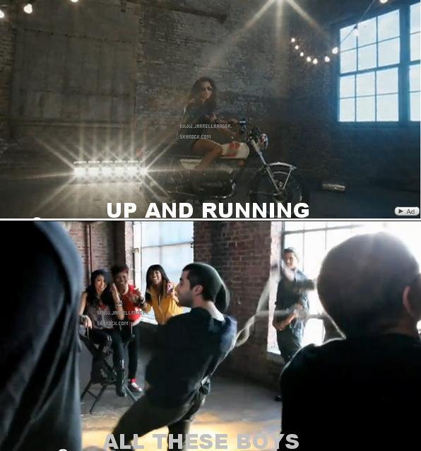 Même studio pour le clip de Jessica & Jasmine ? Same studio  for Jessica's music video and Jasmine's one ?