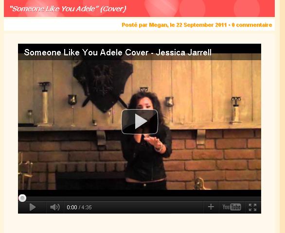 News on Jessica-Jarrell.com