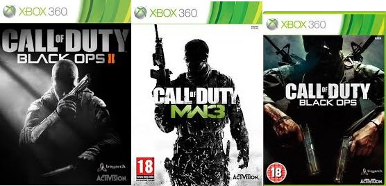 BIENVENU SUR LE BLOG CALL OF DUTY BLACK OPS / MODERN WARFARE 3