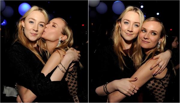 19/03/2013 : Saoirse était à l'avant première de son film The Host à Los Angeles