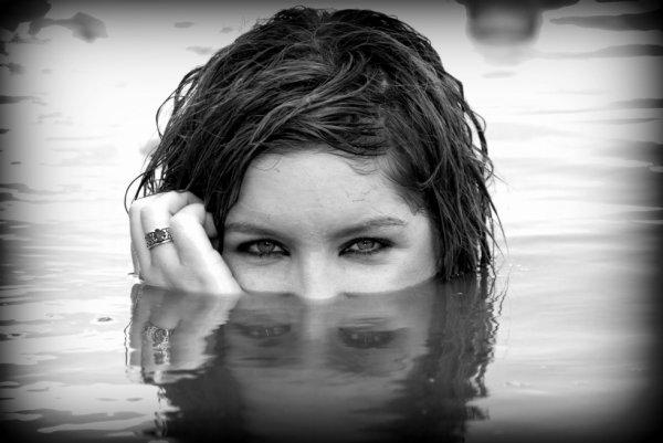 Dans l'eau !♥