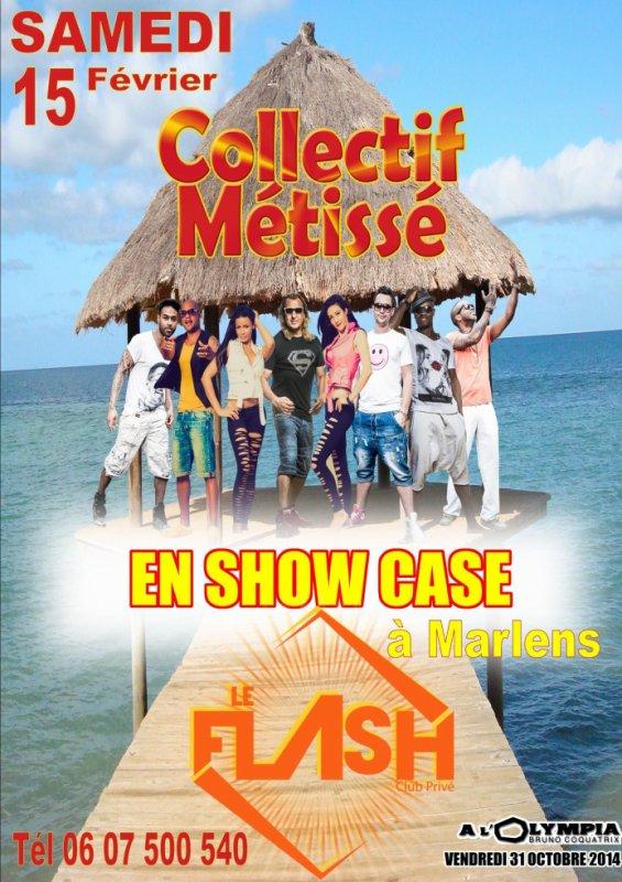 Collectif Métissé @ le Flash