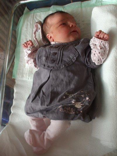 Notre bébé