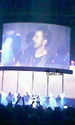 Concert Christophe Maé le 07/12/2010