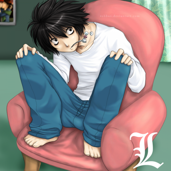 ¤Death Note L¤