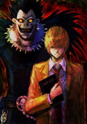 ¤Death Note Light¤