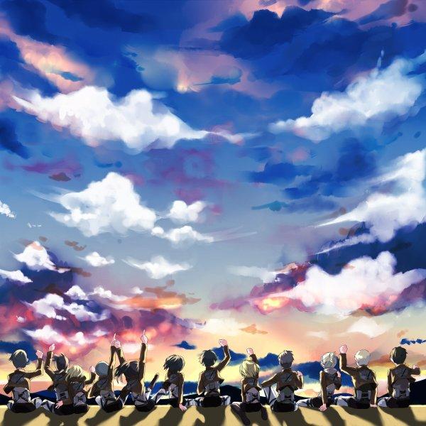 Shingeki No Kyojin/L'Attaque des Titans