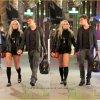 Sortie entre les deux amoureux dans les rues de Londres Pixie à la fashion-week de Londre. TOP ou FLOP?