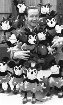 Walter Elias Disney.