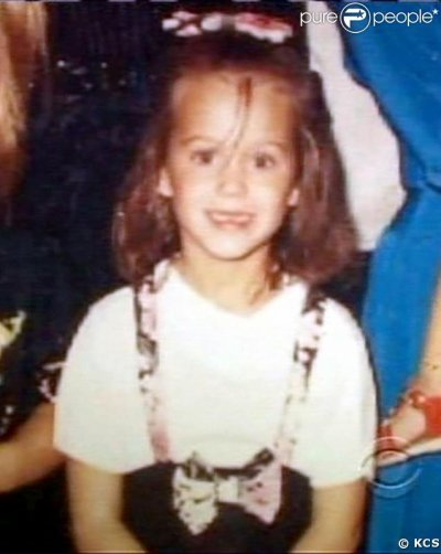 katy perry enfant...