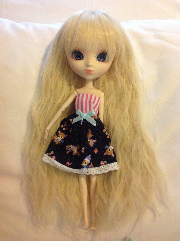 La wig et la robe