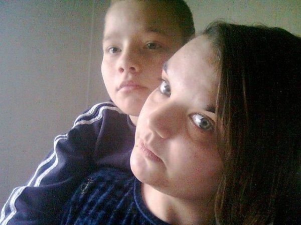 Moii et Mon frére :)