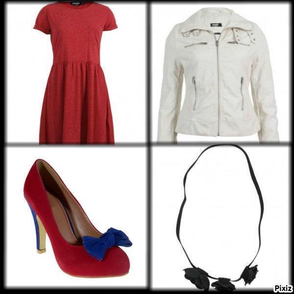 Look 3 en 1 : confortable, féminin et chic ! ^^
