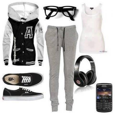 Look sooo sporty ^^