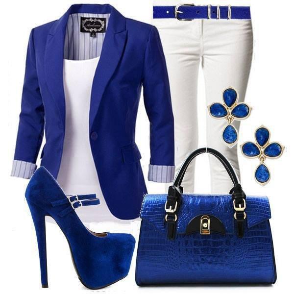 Les looks tailleurs ^^