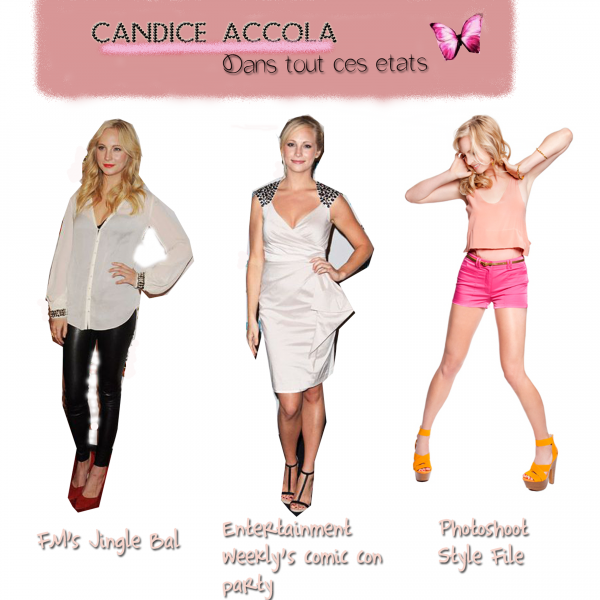 Article spécial Candice Accola