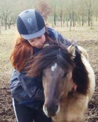 The poney inoubliable. ♥