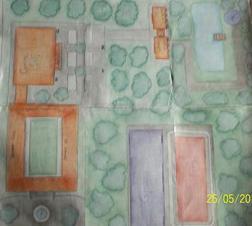 .~ Plan De L'Académie Saotome *^* !! ~.
