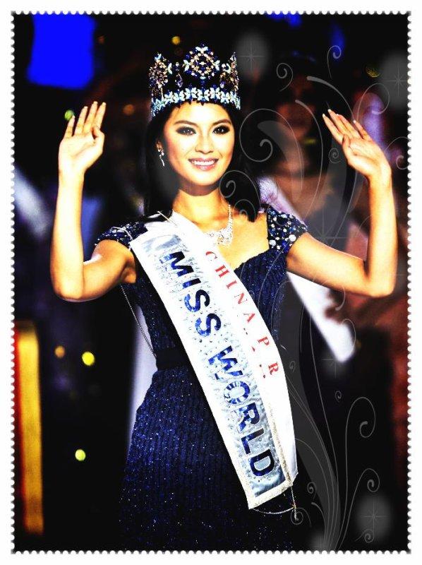 Miss Monde 2012
