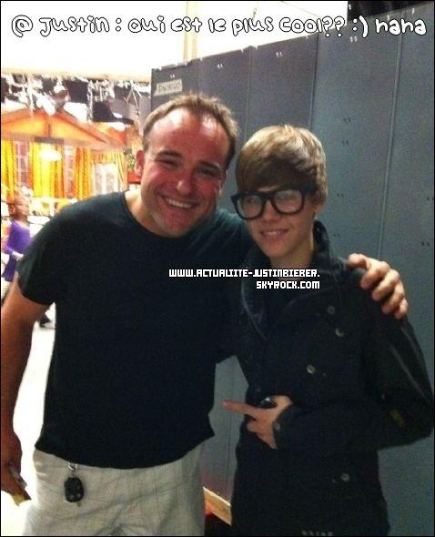. David Deluise et Justin + De nouvelle photo dans la nouvelle rubrique !  .
