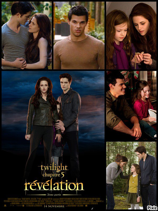 "Twilight 4 partie 2, ""the epic finale"" !"