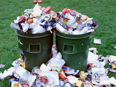 Gestes au quotidien - Les déchets