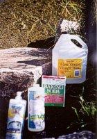 Produits nettoyants naturels faits à la maison