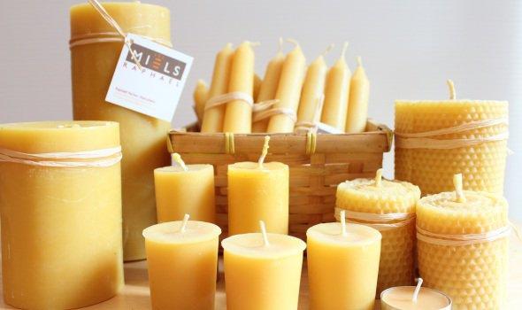 Bougies écologiques