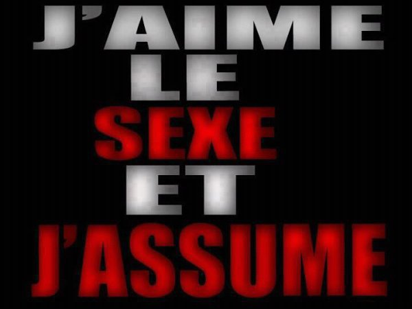 J AIME LE SEXE