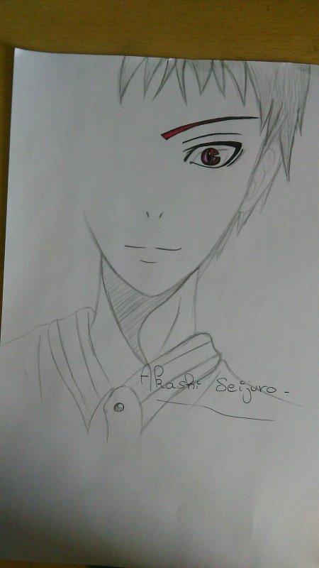 Petit dessin d'Akashi