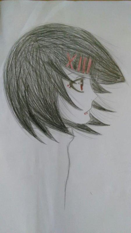 ''Juuzo'' de Tokyo Ghoul,mais plus vraiment..