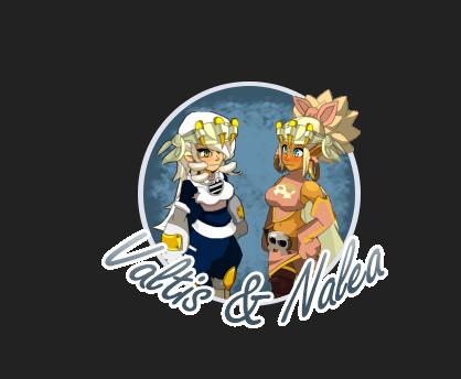 Nalea et Valtis vous souhaitent la bienvenue sur leur blog