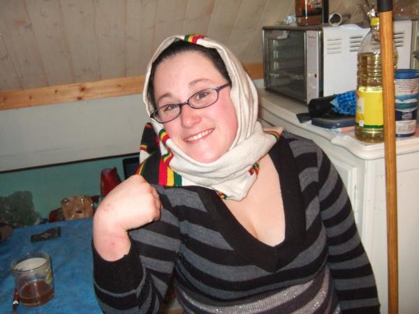 ma soeur la déchiré d'la vie, son blog iCi