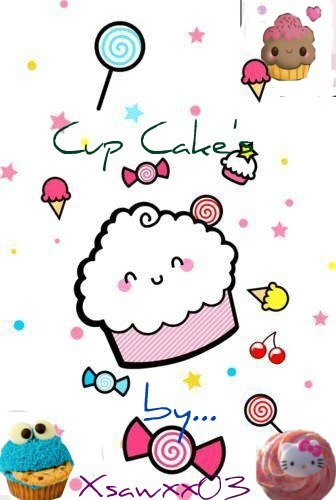 Cupcake : )