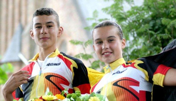 Jonas Alana Champions de Belgique 2011