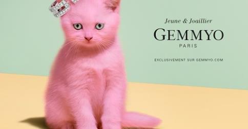 "La campagne trop cute ""Jeune et Joaillier"" de Gemmyo"