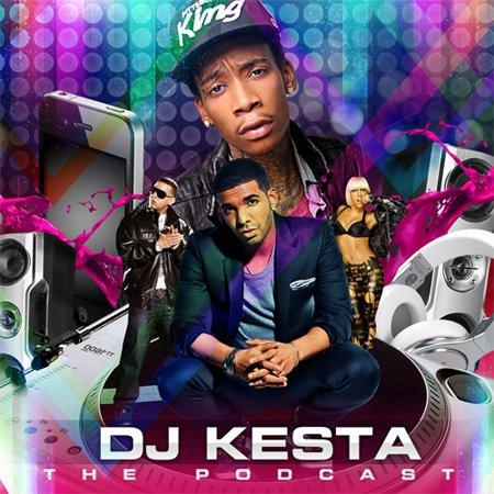 Dj Kesta - The Podcast