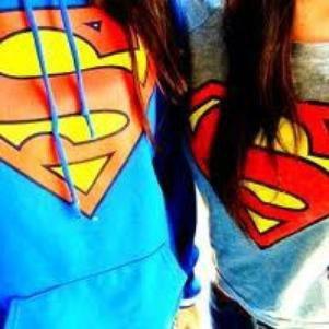 Je kiffe Superman wsh :p