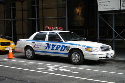 nypd car new york police departement. Black Bedroom Furniture Sets. Home Design Ideas