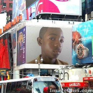 et voici la star de new york
