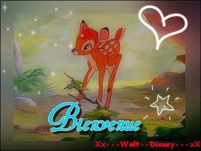 Bienvenue à Tous sur Xx---Walt--Disney---xX ! =)